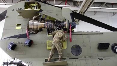 Photo of Chinook helikopterlerine daha güçlü motor