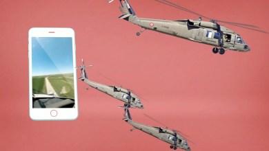 Photo of Jandarma'nın helikopter pilotlarından baş döndüren video