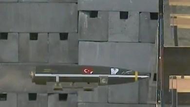 Photo of SARB-83: Ardışık Delici Harp Başlığı ile vurdu
