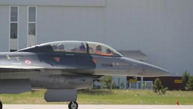 Photo of İlk F-16 Block 30 ömür uzatım işlemi tamam