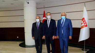 "Photo of ""Savunma sanayimiz Azerbaycan'ın emrindedir"""
