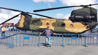 Photo of Chinook sayesinde S-70 kurtarıldı