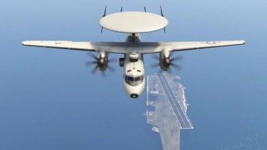 Photo of ABD'den Fransa'ya yedek parça için E-2C
