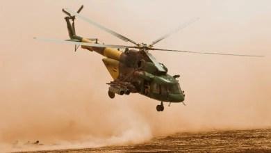 Photo of Irak'ın Mi-17'sine saldırı