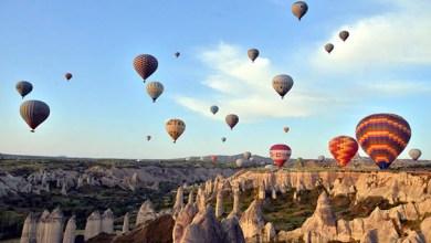 Photo of Balon uçuşları 1 Ekim'e kadar durdu