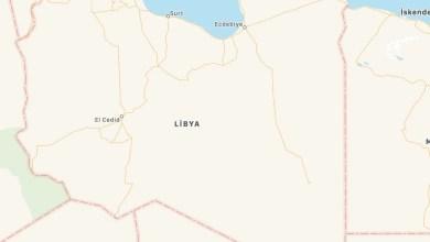Photo of Libya'da hava ve deniz üssü