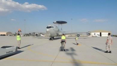 Photo of NATO E-3'ü Konya'da