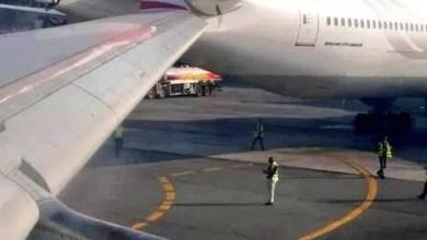 Photo of Lagos'ta yer kazası, THY'nin 777'si hasarlandı