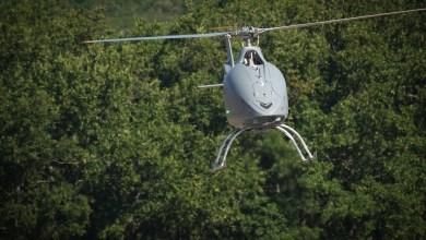 Photo of Airbus 9 ayda insansız helikopter VSR700'ü tasarlayıp uçurdu
