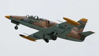 Photo of Rusya'da L-39 eğitim uçağı düştü