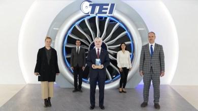Photo of TEI 3'üncü kez çalışan bağlılığı ödülü aldı