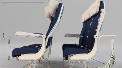 Photo of Öğrenciler uçak koltuğu tasarladı