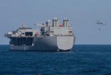 Photo of ABD'nin yüzen üssü'kalıcı' olarak Girit'te