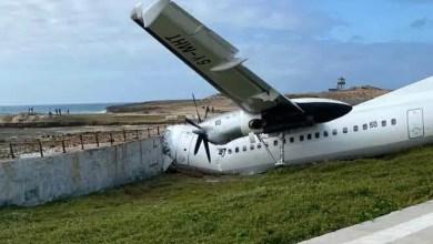 Photo of Mogadişu'da kargo uçağı pistten çıktı