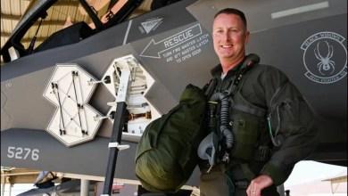 Photo of Bin uçuş saatine ulaşan ilk F-35A pilotu oldu