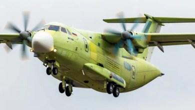 Photo of Rusya'nın yeni nakliye uçağı: Il-112V