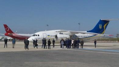 Photo of Ukrayna Cumhurbaşkanı'nın Antonov 140 uçağına Fly Service hizmet verdi