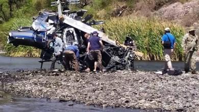 Photo of Arjantinli bankacı helikopter kazasında hayatını kaybetti
