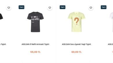 Photo of ASELSAN logolu ürünler yeni mağazada satışta