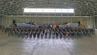 Photo of Japonya son F-4EJ'lerini emekli etti