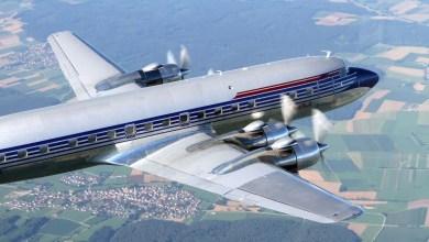 Photo of 1958 model uçağa yeni kokpit