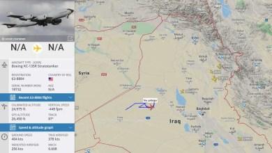 Photo of Irak'ta dolaşan istihbarat, tanker uçakları