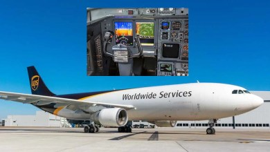 Photo of UPS'tan Airbus A300F'lere yeni kokpit