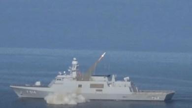 Photo of Gerçek harp başlıklı ATMACA atışı