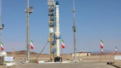 Photo of İran'dan 220 kg'lık uydu taşıyabilen roket testi