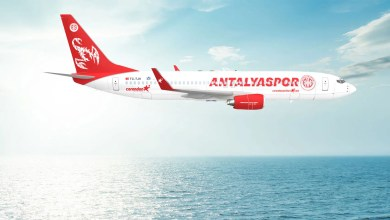 Photo of Corendon Antalyaspor için uçak boyuyor