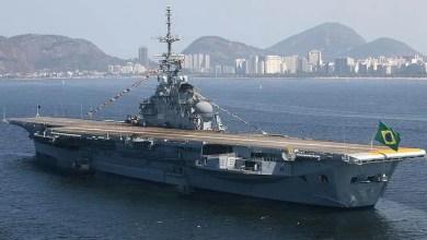 Photo of Brezilya'nın uçak gemisi