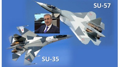Photo of Demir'den Su-35 ve Su-57 cevabı