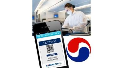 Photo of Kore Havayolları yolcuları dijital seyahat kartı kullanacak