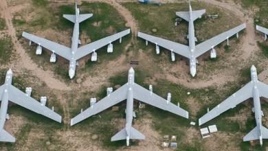 Photo of 34 milyar dolarlık uçak mezarlığı