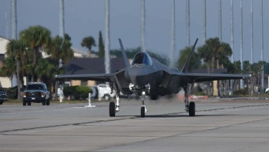 Photo of Tyndall Hava Üssü, üç F-35A filosuna ev sahipliği yapacak