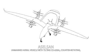 Photo of ASELSAN'dan yeni İHA tasarımı