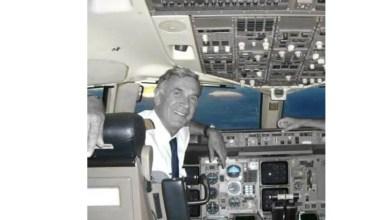 Photo of Kaptan Pilot Mehmet Gürleyik vefat etti