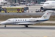 Photo of Bakan Pakdemirli'nin uçağı Malatya'ya acil indi