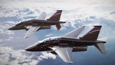 Photo of İngilizlerin yeni jet eğitim uçağı