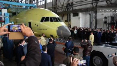 Photo of Antonov, Ukrayna'nın ilk askeri AN-178 gövdesini tamamladı