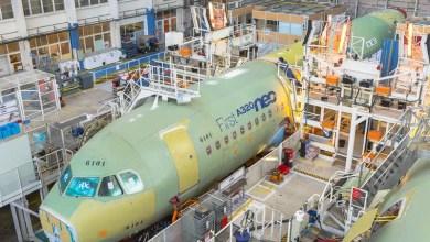 Photo of Airbus A380 imalat hattında A321 üretecek