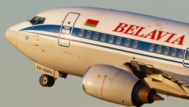 Photo of Belarus Havayolları'na Avrupa Birliği'nden uçuş yasağı