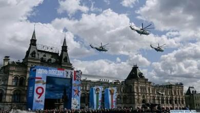 Photo of Rusya'dan zafer geçişinde 190 farklı askeri sistem