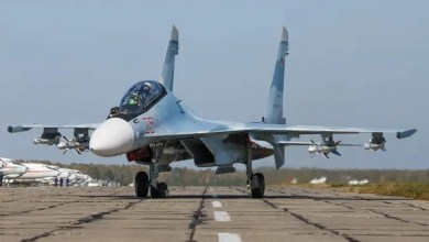 Photo of Su-30SM yerde pilotları fırlattı
