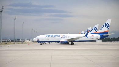 Photo of SunExpress Milas Bodrum'dan Köln ve Viyana'ya uçuyor