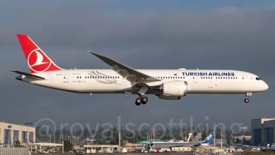 Photo of Boeing THY ile yeniden 787 teslimatına başladı
