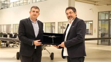 Photo of Arnavutluk İçişleri Bakanı'ndan Baykar'a ziyaret