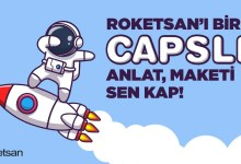 Photo of Roketsan'dan 33'üncü yaşa özel 'caps' yarışması