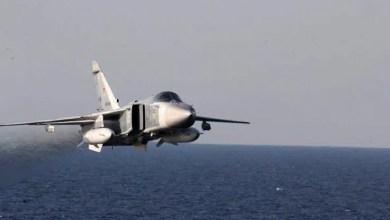 Photo of Rus uçağı İngiliz gemisine uyarı ateşi açtı