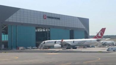 Photo of THY Teknik Atatürk Havalimanı hangarında patlama